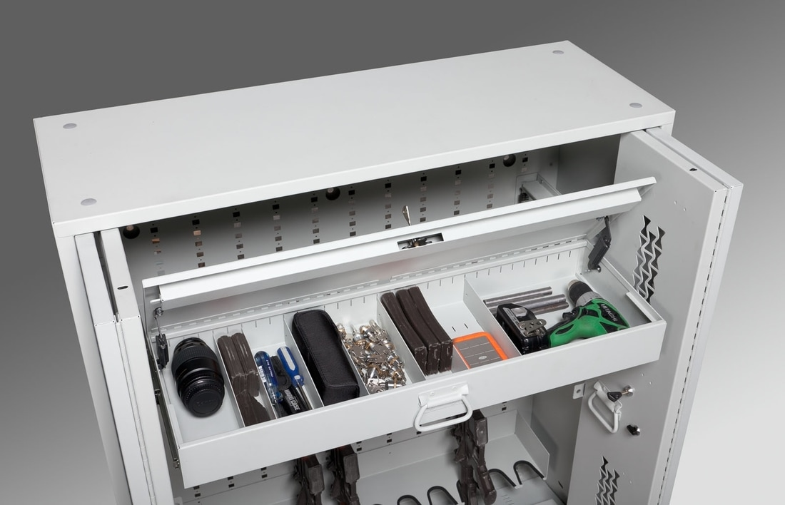Roll Out Parts Drawer